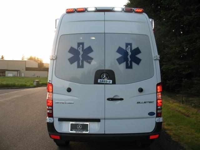 Braun Northwest - North Star Emergency Response Vehicles